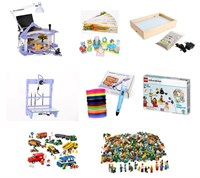 Комплект Оптимальный с конструкторами LEGO