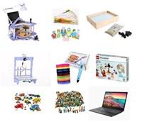 Комплект Оптимальный с ноутбуком и констркторами LEGO