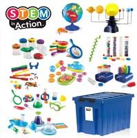 """Игровой комплект """"Научные эксперименты в детском саду. 3-7 лет."""" (для группы)"""