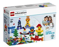 Кирпичики LEGO для творческих занятий
