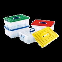Комплект контейнеров к системе хранения с наклоном 3х1 (3 шт.)