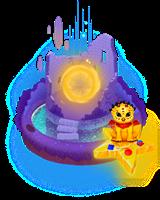 Дополнительный остров для Magium - Речезаврика